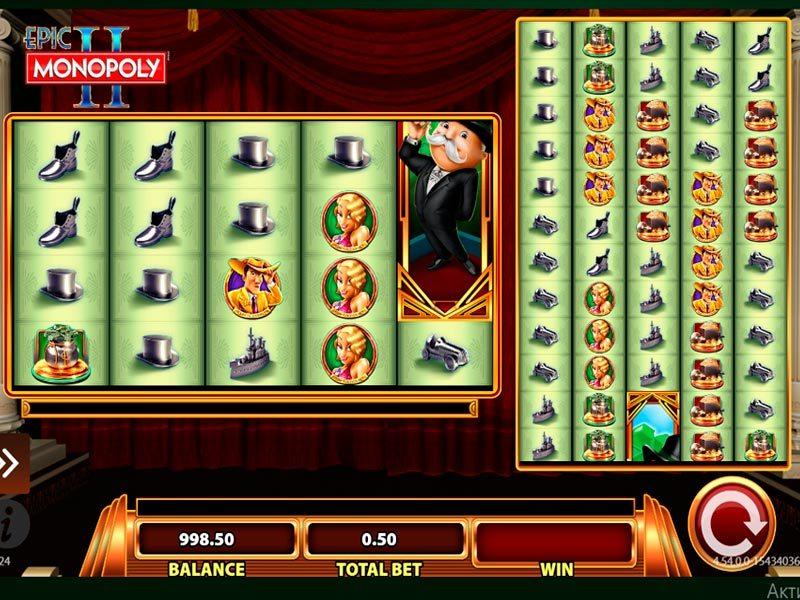 Monopoly Slot Machine