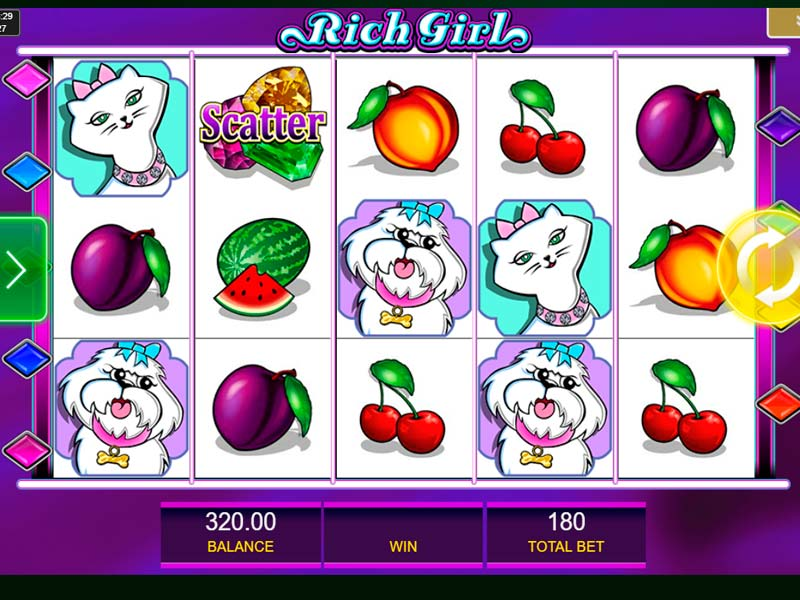 She's a Rich Girl Slot Machine Review