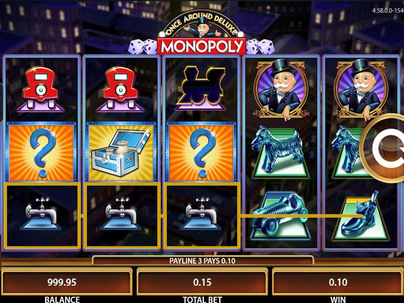 Choose Monopoly Slot Machine for Pleasure and Income